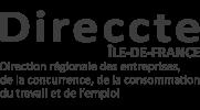 Client Qualisondages logo Direccte Île-de-France
